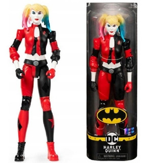 Harley Quinn - Muñeca Articulada - Dc - 30cm E.full