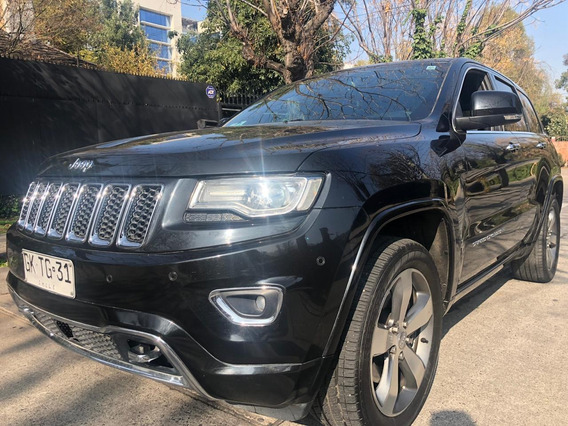 Jeep Grand Cherokee Overland 5.7 4wd Aut 2014 Impecable