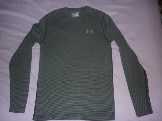 L Remera De Dama Under Armour Talle S Rayada Art 14583