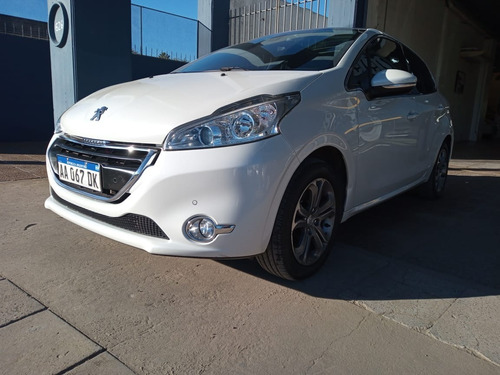 Peugeot 208 Felline Pack Cuir 2016 Impecable!!!!