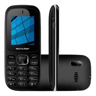 Celular Multilaser Up P9017 3g Dual Chip Mp3 Original