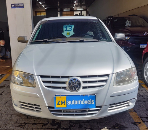Imagem 1 de 8 de Volkswagen Gol 1.0 Economic Giv 12 13 Lms Automoveis