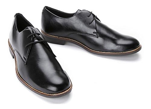 Zapatos Newport Negro