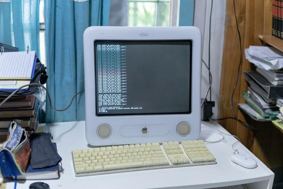 Mac Original De Usa G4 Enciende Pero No Arranca 110v.