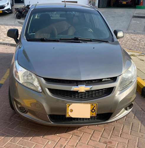 Chevrolet Sail 2015 1.4 Ls Negociables