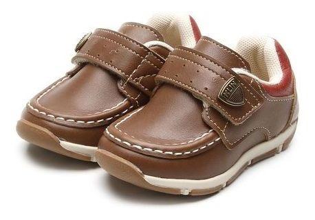 Sapato Klin Outdoor Marrom 015839