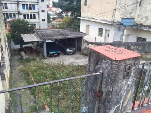 Imagem 1 de 4 de Terreno Para Venda, 450.0 M2, Moinho Velho - São Paulo - 159