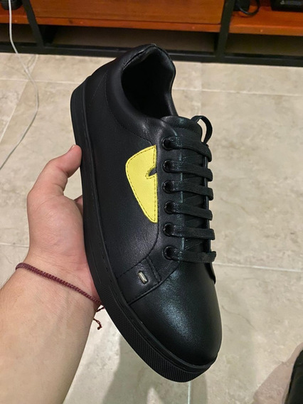 Tenis Fendi Bad Bugs