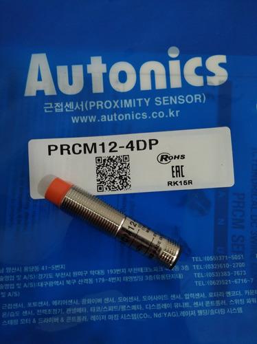 Sensor Inductivo Prcm12-4dp Autonics