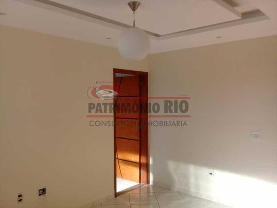 Excelente Apartamento Em Ramos, 2quartos, 2banheiros Com Vaga De Garagem Na Escritura - Paap23781