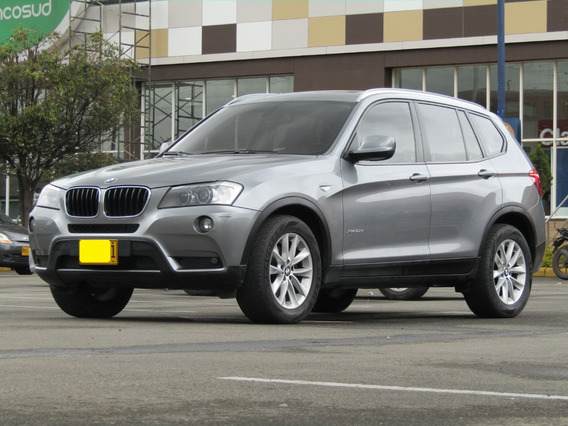 Bmw X3 X-drive At 2000 Aa Ab Abs