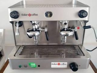 Máquina De Café Expresso Italian Coffee