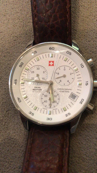 Relógio Swiss Military Chronograph