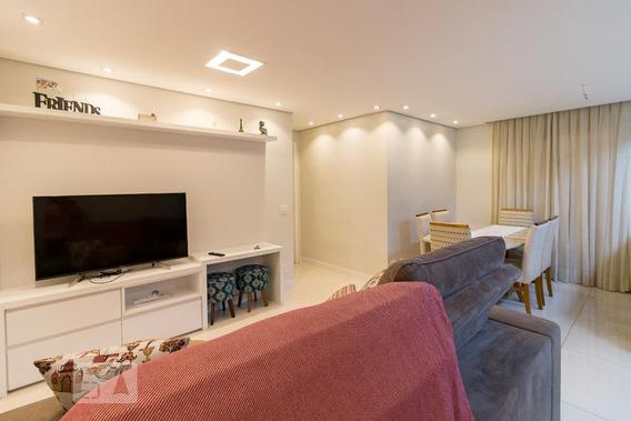 Apartamento Para Aluguel - Vila Augusta, 1 Quarto, 70 - 893024126