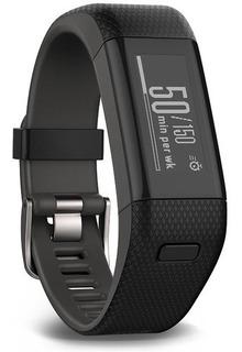 Reloj Garmin Vivosmart Hr Plus Monitor Cardiaco 1 Año Garant