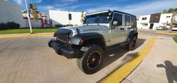 Jeep Rubicon Wrangler