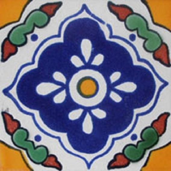 90 Azulejos De Talavera 10x10 - Guadalajara