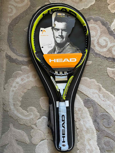 Imagen 1 de 5 de Raqueta De Tenis Head Youtek Extreme