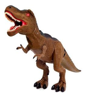 Tyrannosaurus Rex Dinosaur C/luz Sonido Faydi Sertoys