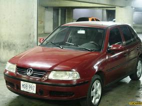Volkswagen Gol Sincronico