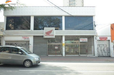 Prédio Para Venda No Bairro Água Branca Em São Paulo - Cod: Mi5639 - Mi5639