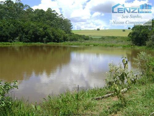 Chácaras Com Lago À Venda  Em Bragança Paulista/sp - Compre O Seu Chácaras Com Lago Aqui! - 1389772