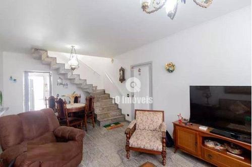 Imagem 1 de 21 de Sobrado Com 3 Dormitórios À Venda, 179 M² Por R$ 1.500.000,00 - Sumarezinho - São Paulo/sp - So0004