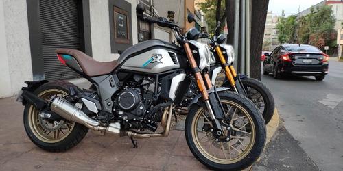 Imagen 1 de 7 de Cf Moto  700 Cl-x Heritage 2021, Crédito Hasta 48 Meses