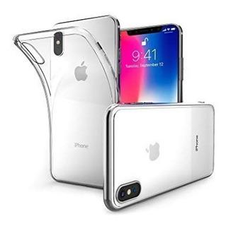 Funda iPhone X 10 Transparente Envio Gratis