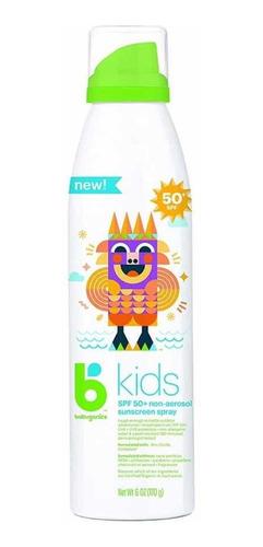 Imagem 1 de 1 de Protetor Solar Spray Babyganics 170g