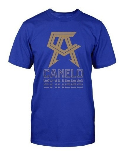 Playera Canelo Alvarez 100% Original No Boxing No Liife