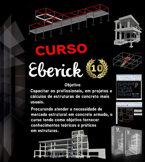 Treinamento Eberick V.10 Completo E Definitivo