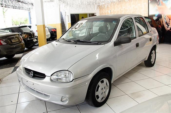 Chevrolet Classic Corsa Sedan 1.0 Mpfi Gasolina Manual