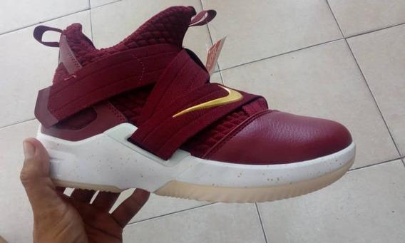 Zapatos Botas Botines Basket Nike Lebron Soldier 12 41-45