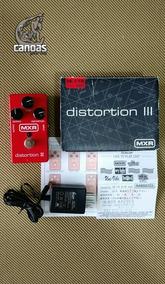 Mxr Distortion Iii M-115