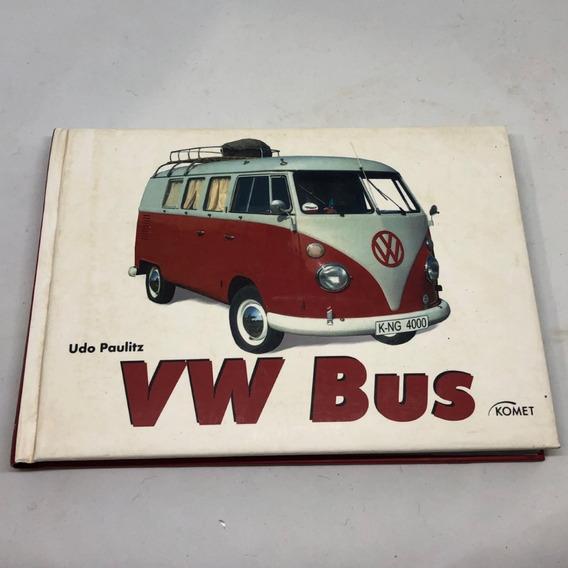 Livro Da História Da Kombi Volkswagen