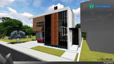 Casa Residencial À Venda, Santa Felicidade, Curitiba. - Codigo: Ca0028 - Ca0028