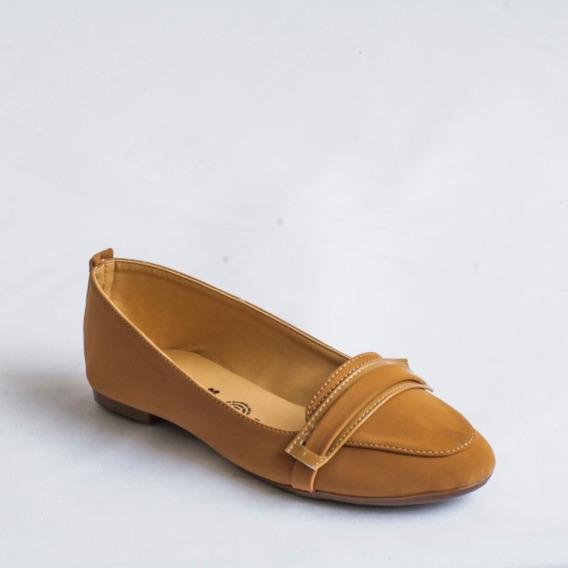 Zapatos Tipo Valerina Sintéticas