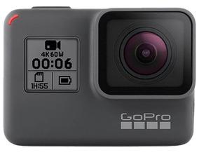 Câmera Gopro Hero6 Black Chdnh-b17 - Com Nf - Pronta Entreg