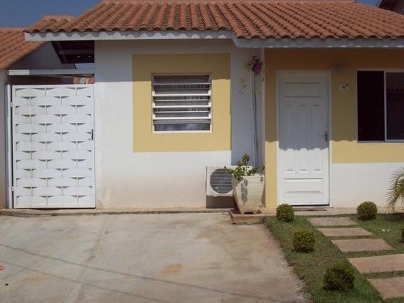 Casa - Cond. Del Rey - 02 Dormitórios - 1412