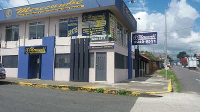 San Jose Tibas San Juan Vendo Edificio