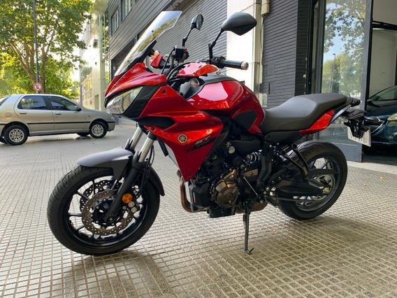 Yamaha Mt 07st 700cc Igual A Nueva 179km Año 2019