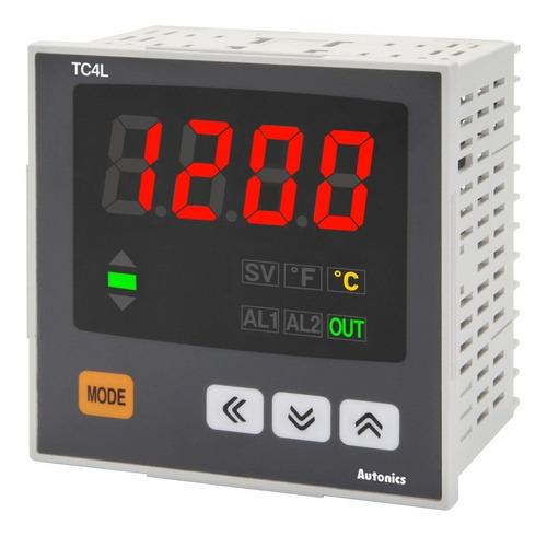 Control De Temperatura Digital Tc4l-14r