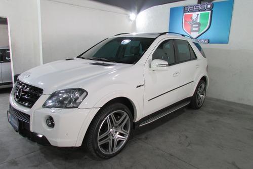 Mercedes-benz Ml 63 Amg 2011