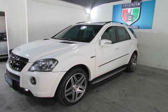 Mercedes-benz Ml 63 Amg 2011
