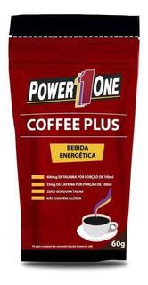 Coffee Plus Power One Pré Treino Cafeina Taurina