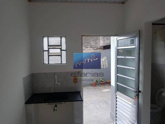 Ótima Casa Para Locação Na Vila Dalila - Ca0247