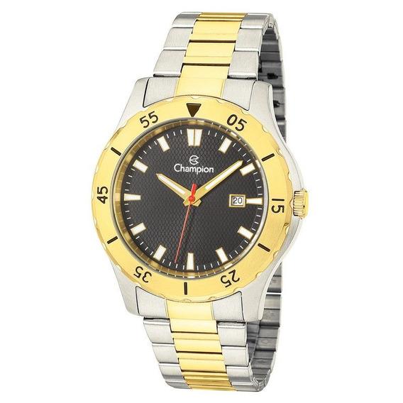Relógio Champion Masculino Ca31337p Dourado