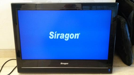 Televisor Siragon De 23 Sin Control, Sin Base