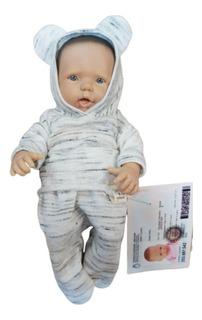 Mini Bebe Bebote Recien Nacido Real 25cm Muñeca Art105abd Bb